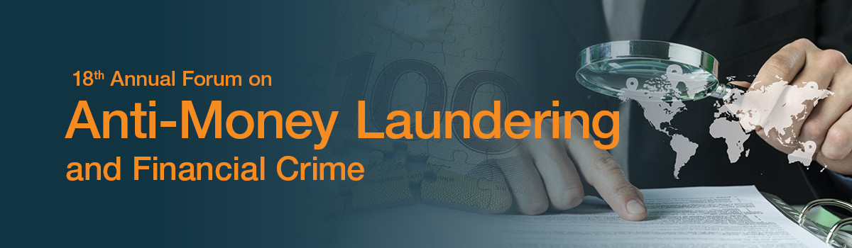 Anti-Money Laundering and Financial Crime | Toronto, ON | 7-8 May, 2019